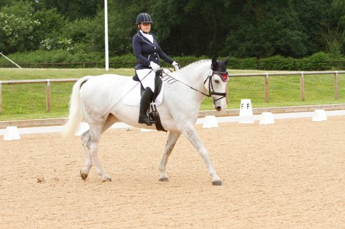 International Para Dressage rider Diane Greene owes it all to Watershed RDA…..