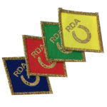 Horse care patches