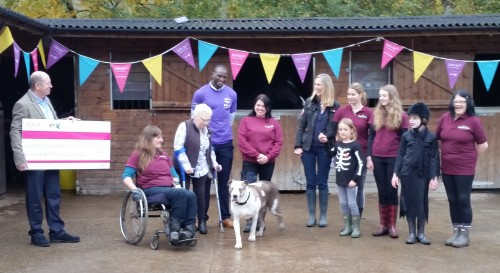 Greater Manchester RDA gets £1,000 boost from Join In