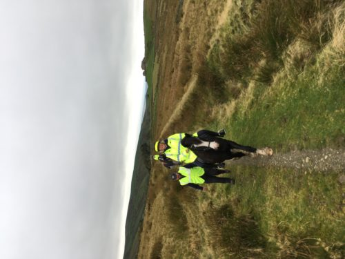 Big Ride heads out on Pennine Way