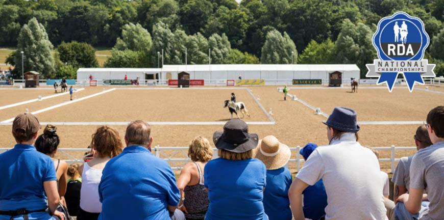 RDA Celebrates 50 Years at National Championships